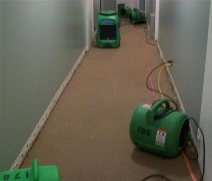 SERVPRO of Middletown/New Britain Restores Water Damaged Material After