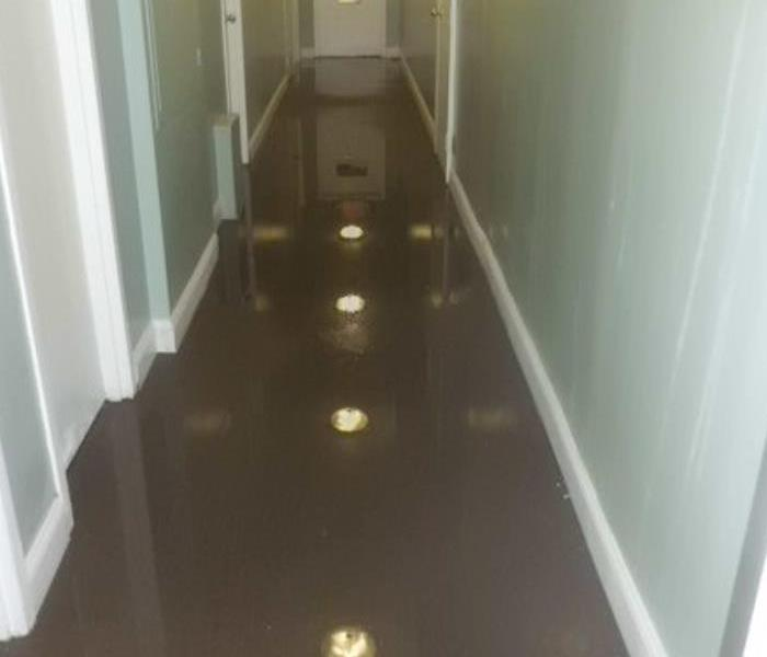 SERVPRO of Middletown/New Britain Restores Water Damaged Material Before