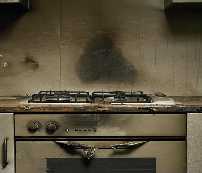 Why SERVPRO After A Fire In Your Middletown Kitchen Call Our Team For Help!