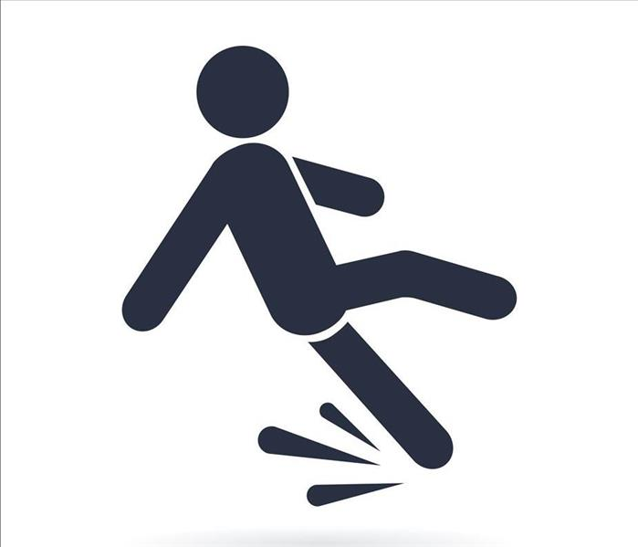 image of a figure slipping and falling