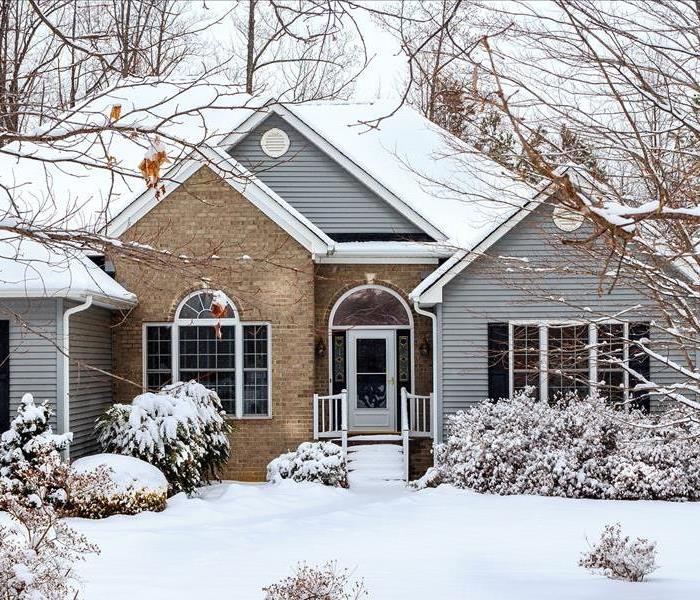 Commercial What winter services does SERVPRO of Middletown/New Britain offer to Home & Commercial property owners?