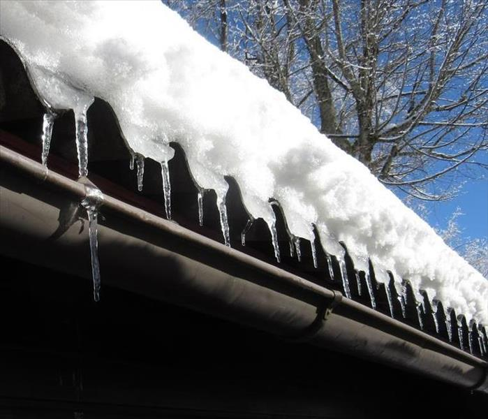 Water Damage Winter Roof Damage and Repair: How will you prepare your Middletown, CT home?